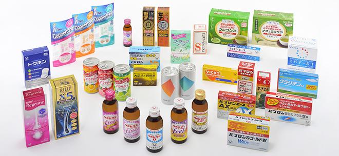 大正製薬商品
